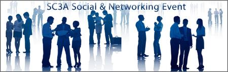 SC3A Social & Networking Event - Vendor Registration