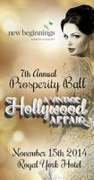 7th Annual Prosperity Ball- A Vintage Hollywood Affair