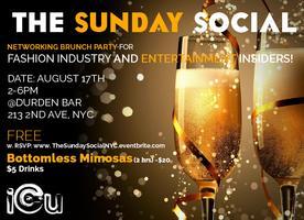 The Sunday Social NYC