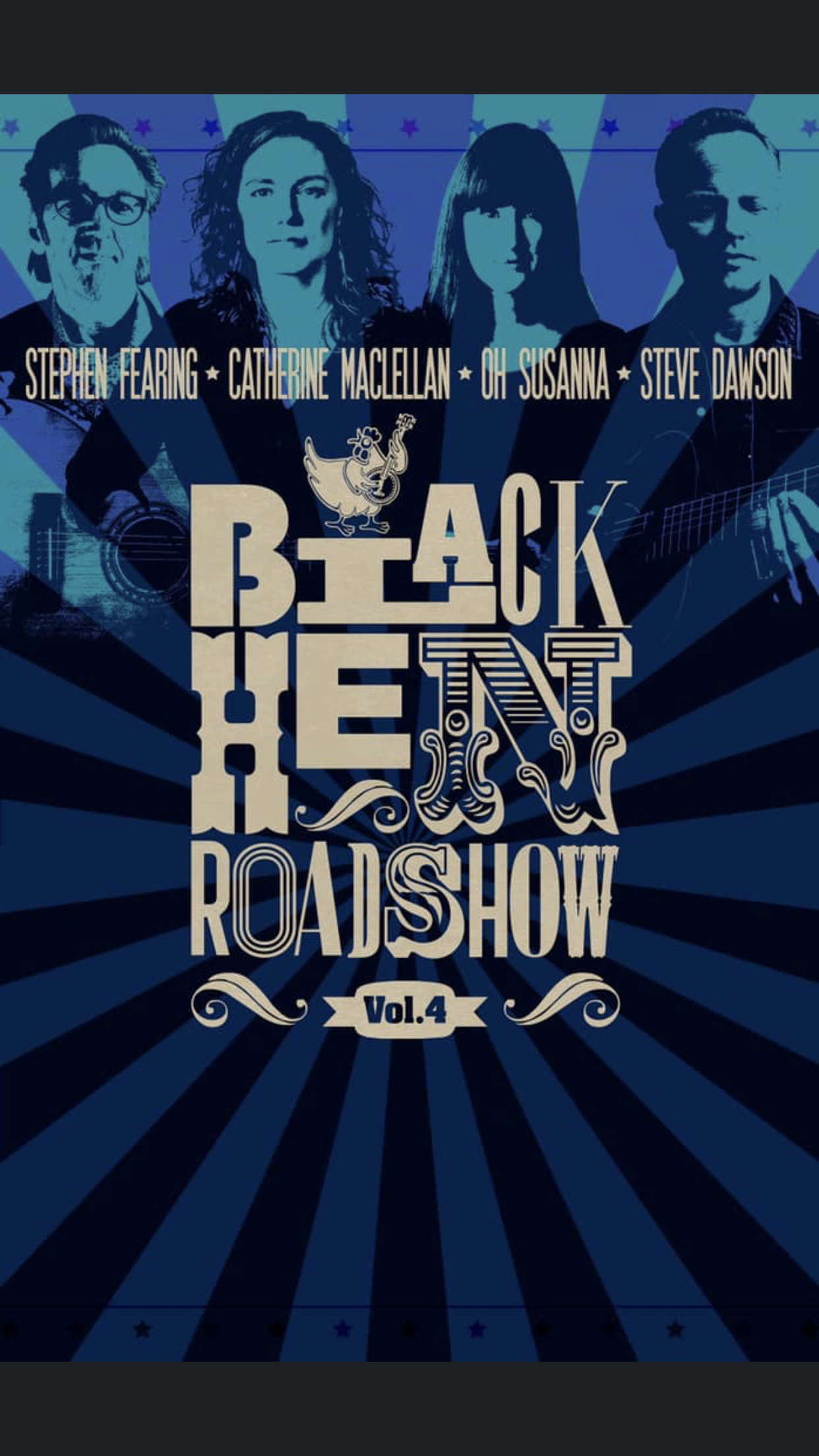 The Black Hen Roadshow Vol. 4