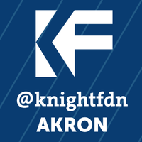Knight Foundation Happy Hour in Akron!