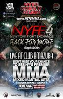 New York Fight Exchange Presents: NYFE 4 Back For More