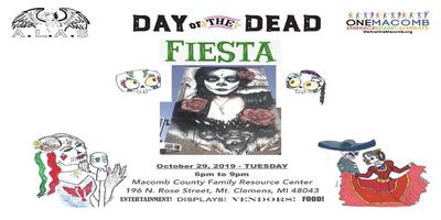 Day of the Dead Fiesta
