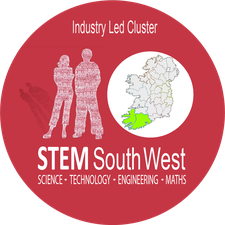 STEM South-West Cluster - https://www.stemsouthwest.ie/ logo