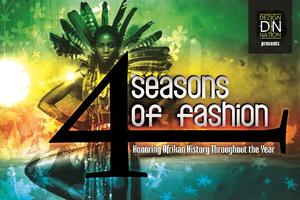 Four Seasons of FASHION
