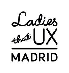 Ladies that UX logo