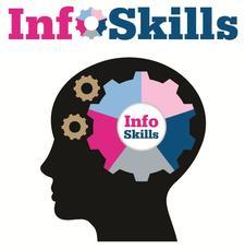 InfoSkills Workshops @ MMU logo