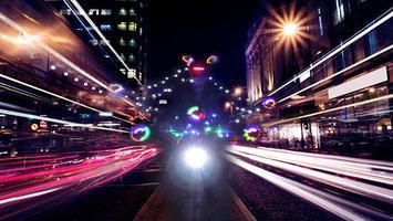 Lullaby Illuminated Bike Ride