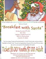"""Breakfast with Santa"""
