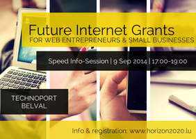Future Internet Grants Speed Info-Session