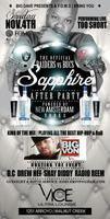 """""""Sapphire"""" The Official Raiders After Party! Too Short..."""