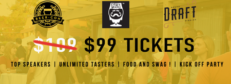 Beer-Con 2014 : Early Bird Price $99