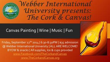 Webber International University Presents: The Cork &...