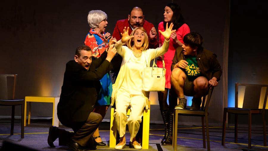 Curso de Comedia en Madrid
