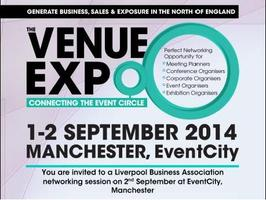 Liverpool BA Networking @ The Venue Expo