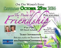 The Power of Friendship Women's Event - Philadelphia