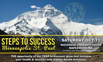 USANA Steps to Success Minneapolis/St. Paul
