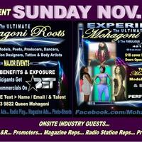THE ULTIMATE  Mohagoni Roots EXPOSURE NETWORK CONCERT