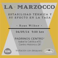 LA MARZOCCO Tech Talk