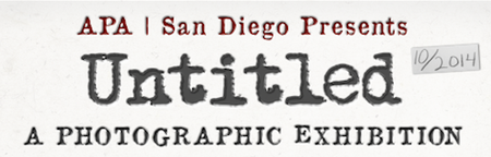 DEADLINE EXTENDED!!! CALL FOR ENTRIES: APA | SD...