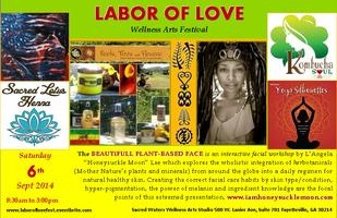 Labor of Love Wellness Arts Festival