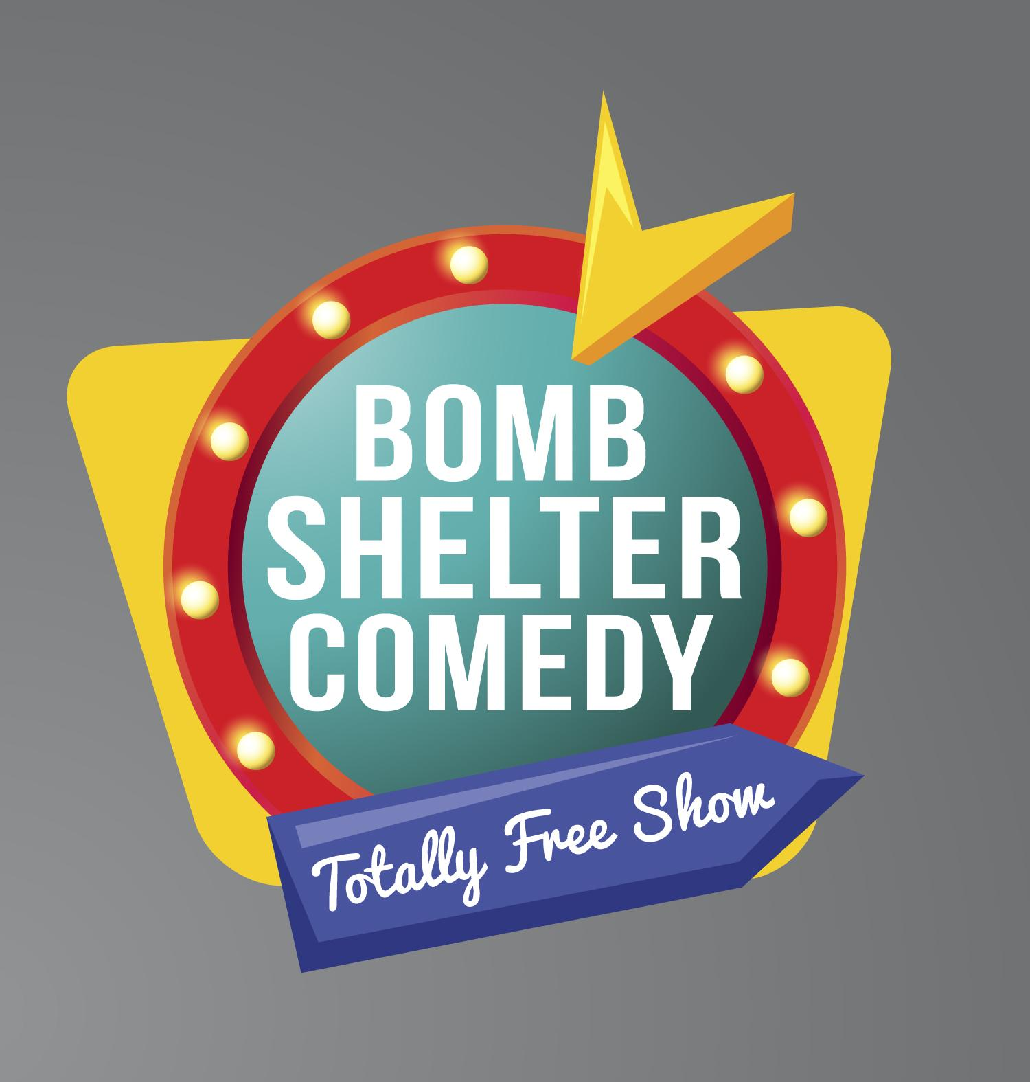 TOTALLY FREE Comedy Show! FREE Pizza! No Drink Min