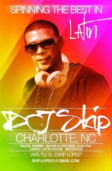 DJ Skip Lopes  logo