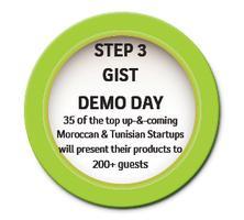 GIST DEMO Day - Morocco