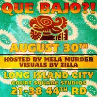 Que Bajo ft Chief Boima, Oscar Nñ, Mela Murder