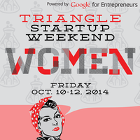 Triangle Startup Weekend: Women (bit.ly/tswwomen)