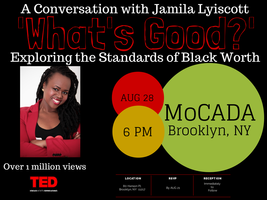 A Conversation with Jamila Lyiscott
