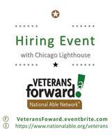 ☆ Veterans Only Hiring Event [Morning Slot]: Veterans...