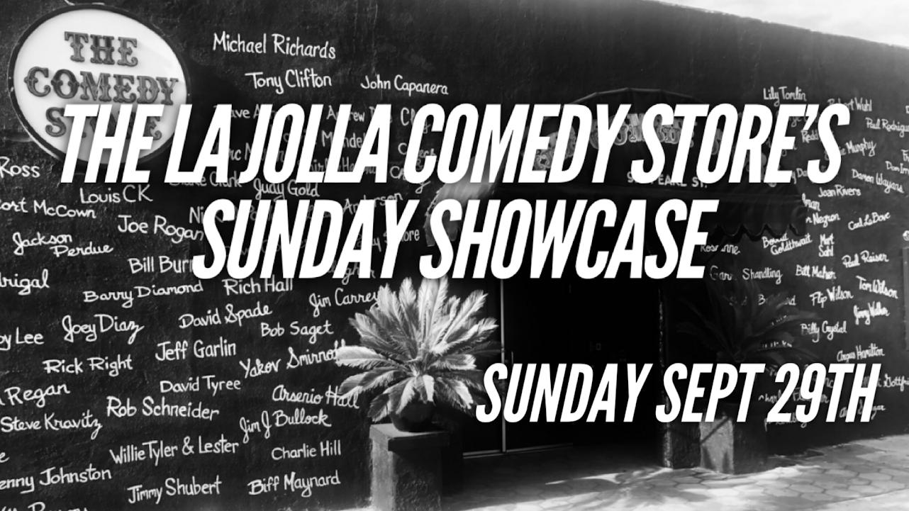 Sunday Showcase