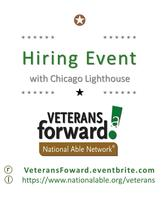 ☆ Only Hiring Event [Afternoon Slot]: Veterans...