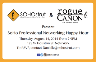 SoHo Professional Networking Happy Hour