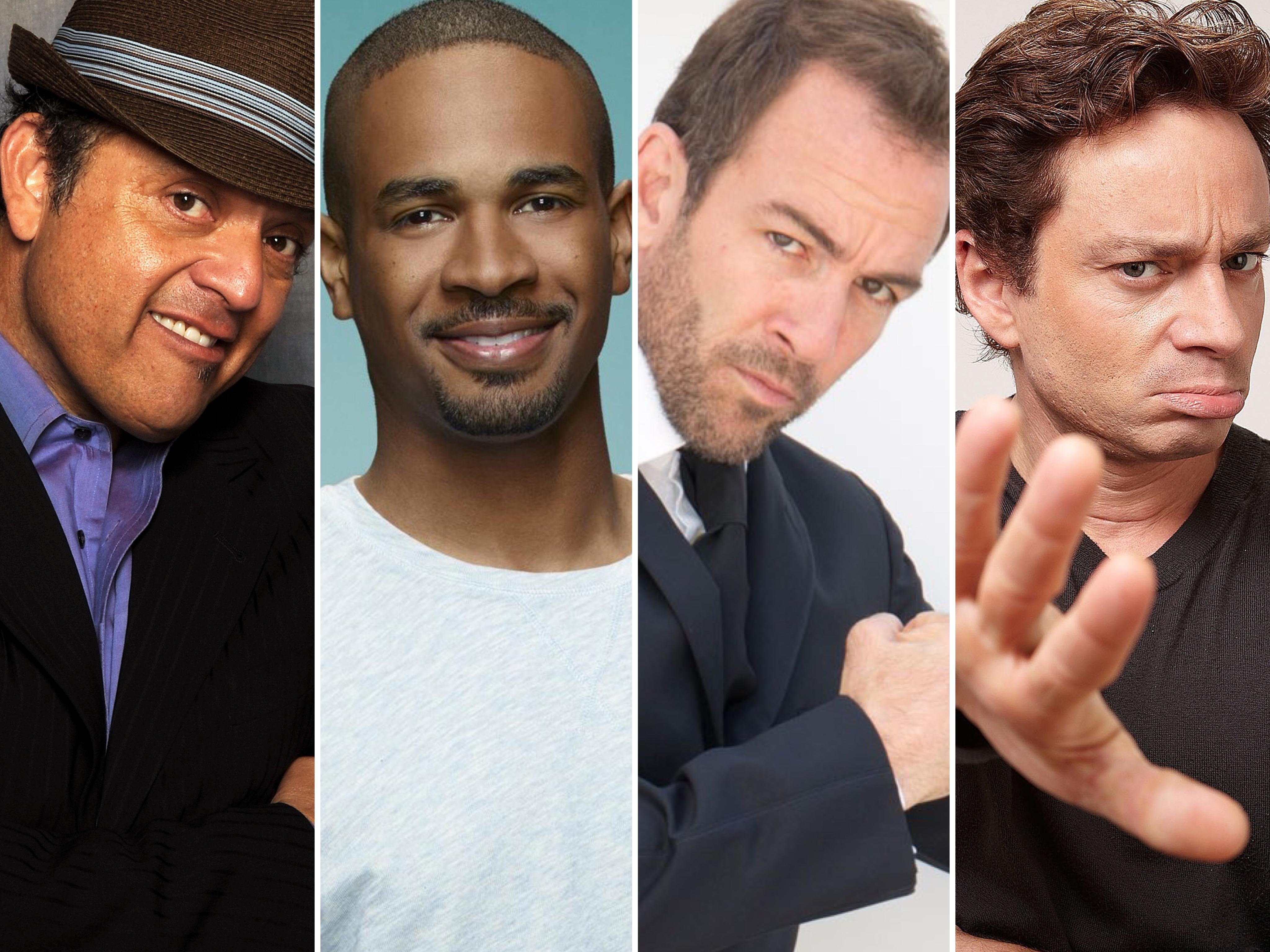 Bryan Callen, Chris Kattan, Damon Wayans Jr, Paul Rodriguez and More