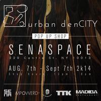urban denCity Pop Up Shop