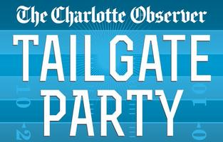 Charlotte Observer Panthers Tailgate Party: Powered by...