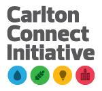 The Carlton Connect Initiative logo