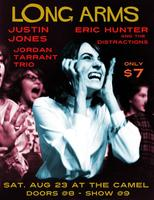 Long Arms, Justin Jones, Eric Hunter and The...