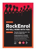 RockEnrol: We Will Work With You