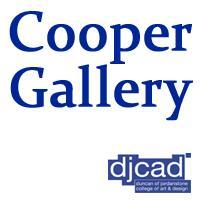 Cooper Gallery, DJCAD logo