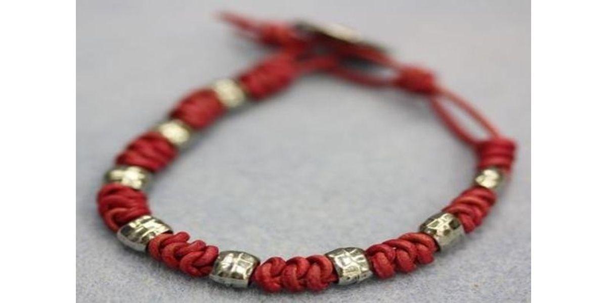 Spanish Knot Bracelet (Scottsdale - Dorothy) (06-13-2020 starts at 10:30 AM)