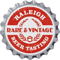 Raleigh Rare & Vintage Beer Tasting