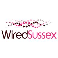 Wired Sussex logo