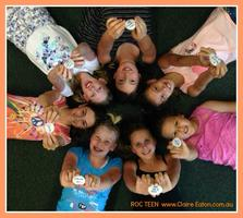 Girls get ROC READY for 2015 ~Ages 10-13 PERTH. Jan...
