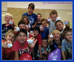 Boys get ROC READY for 2015 ~Ages 10-13 PERTH