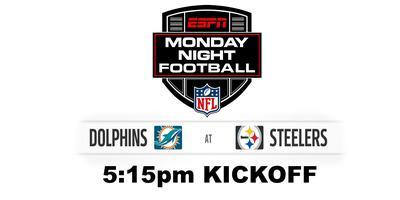 Monday Night Football: MIA v PIT