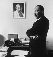 Changemakers Across Borders: Gandhi, King, and the...