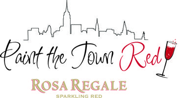 "Rosa Regale ""Paint The Town Red"" with Estelle 